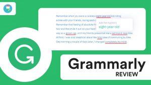 اکانت پریمیوم Grammarly