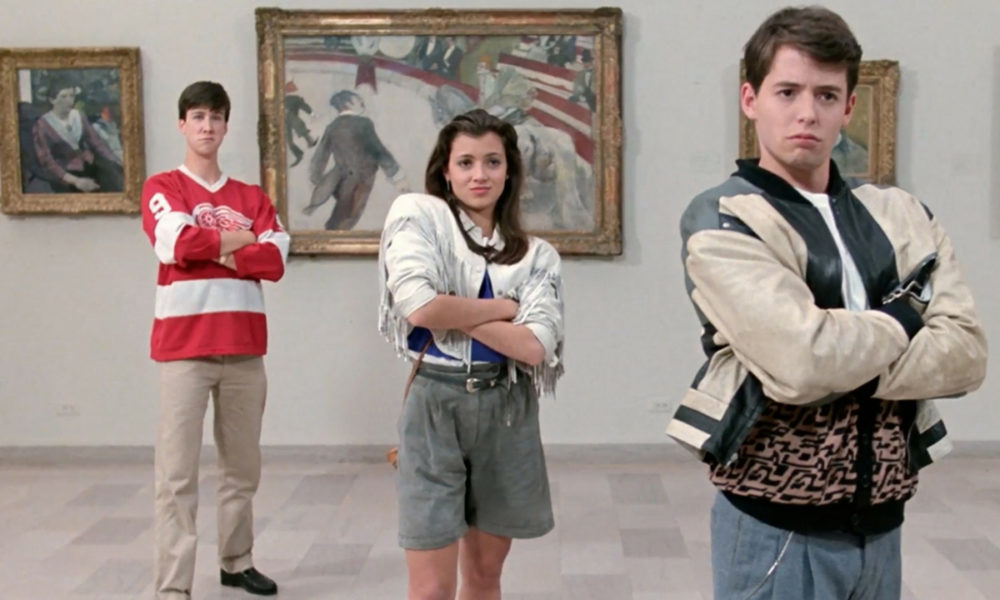 تصویر مربوط به فیلم Ferris Bueller's Day Off